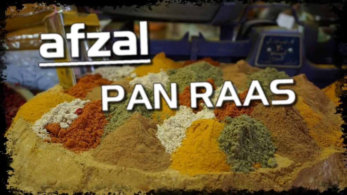 Afzal Pan Raas