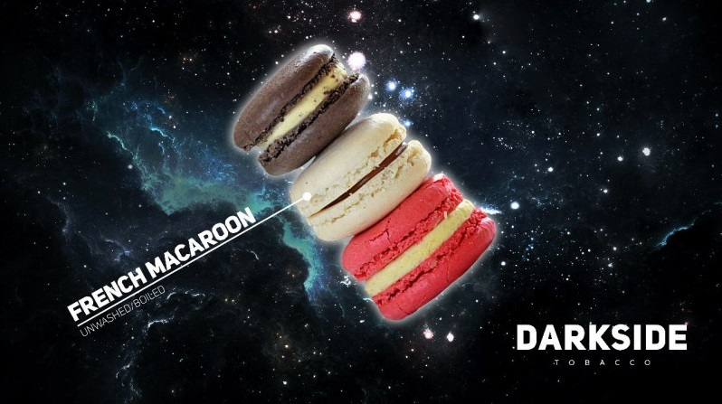 French Macaron DARKSIDE top 10