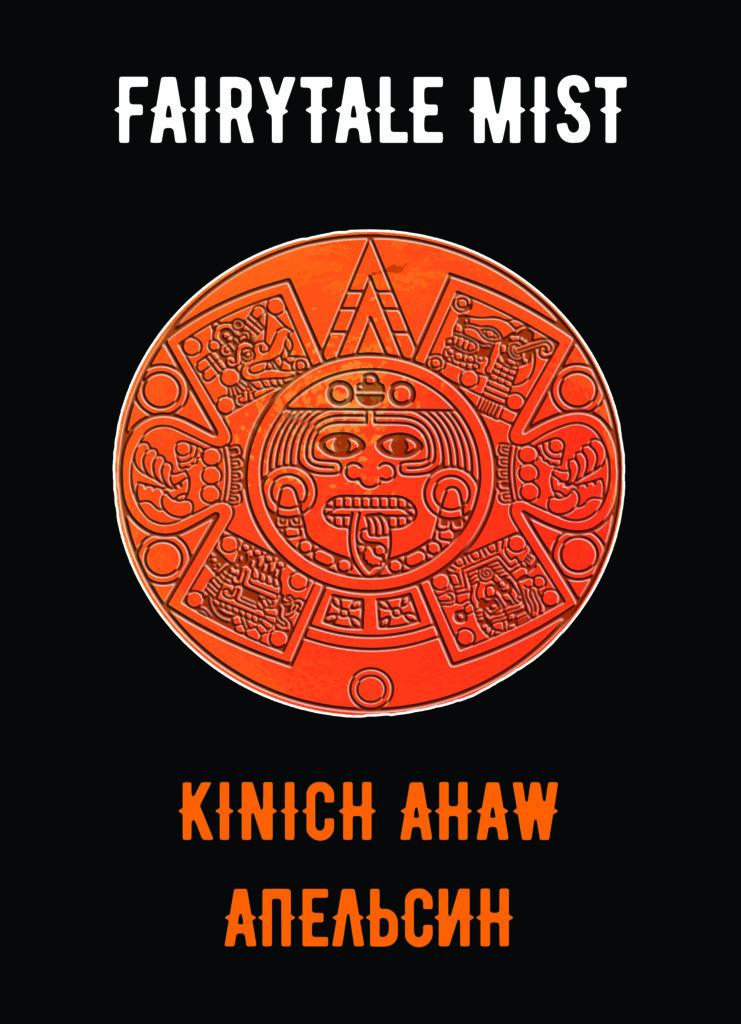Fairytail Mist Kinich ahaw Апельсин