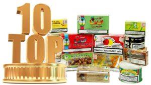 Топ 10 Табаков для начала