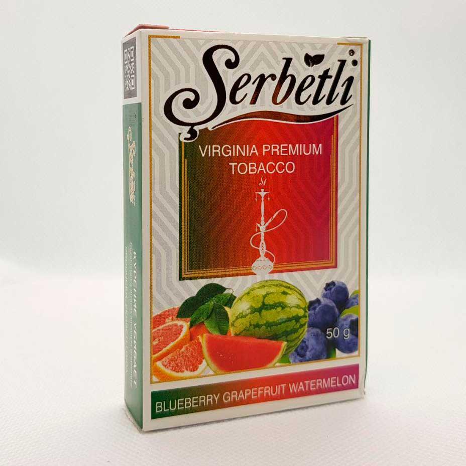 Serbetli Blueberry Grapefruit Watermelon