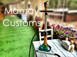Кальяны Mamay Customs