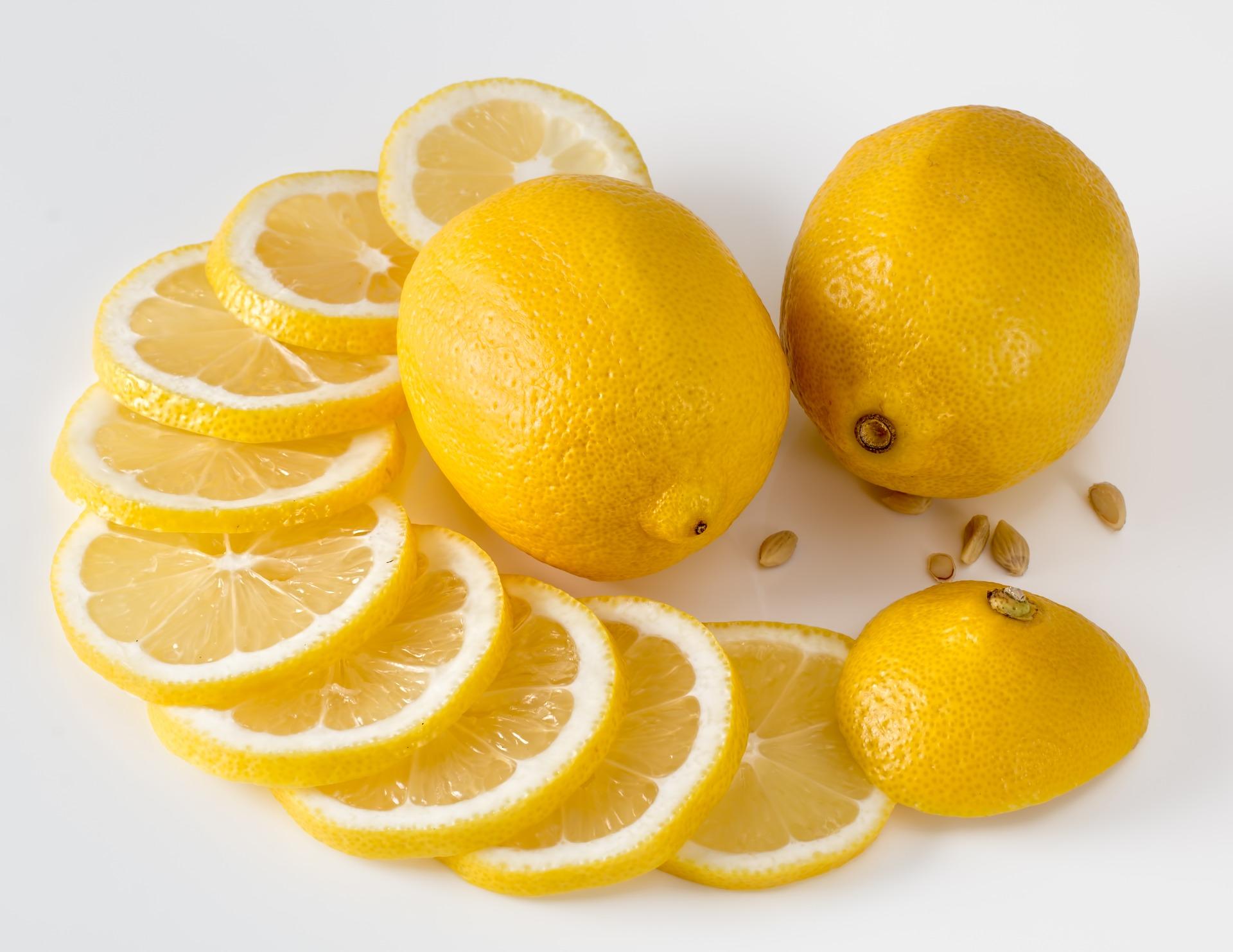 Миксы с лимоном для кальяна