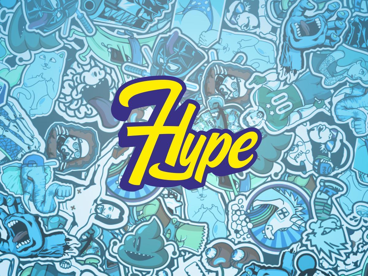 лого табака Хайп