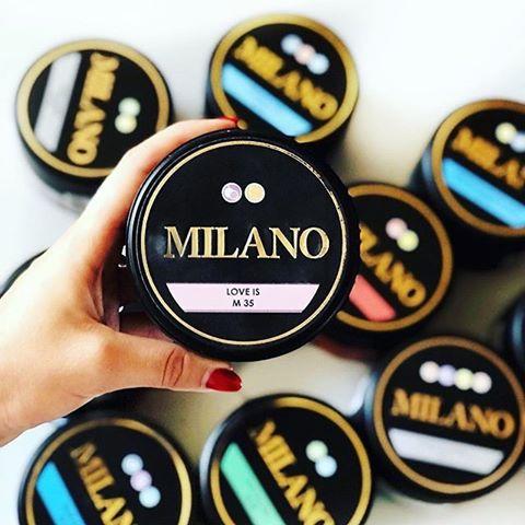 Упаковка табака Milano