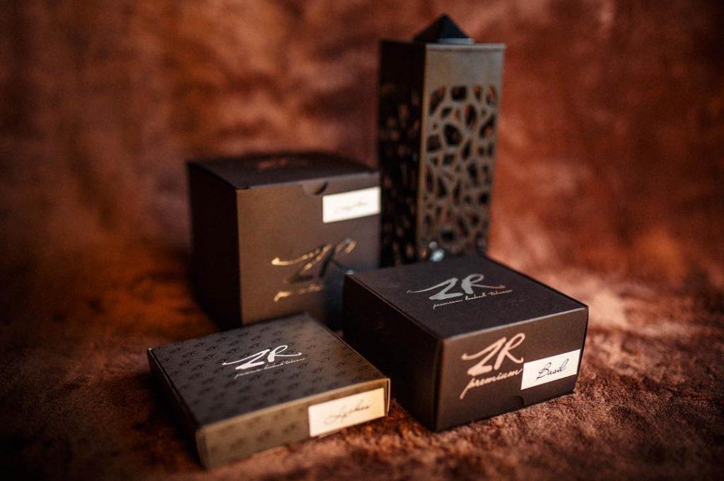 Упаковки табака ЗР