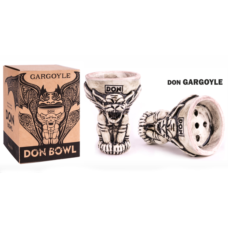 Don Bowl Gargoyle