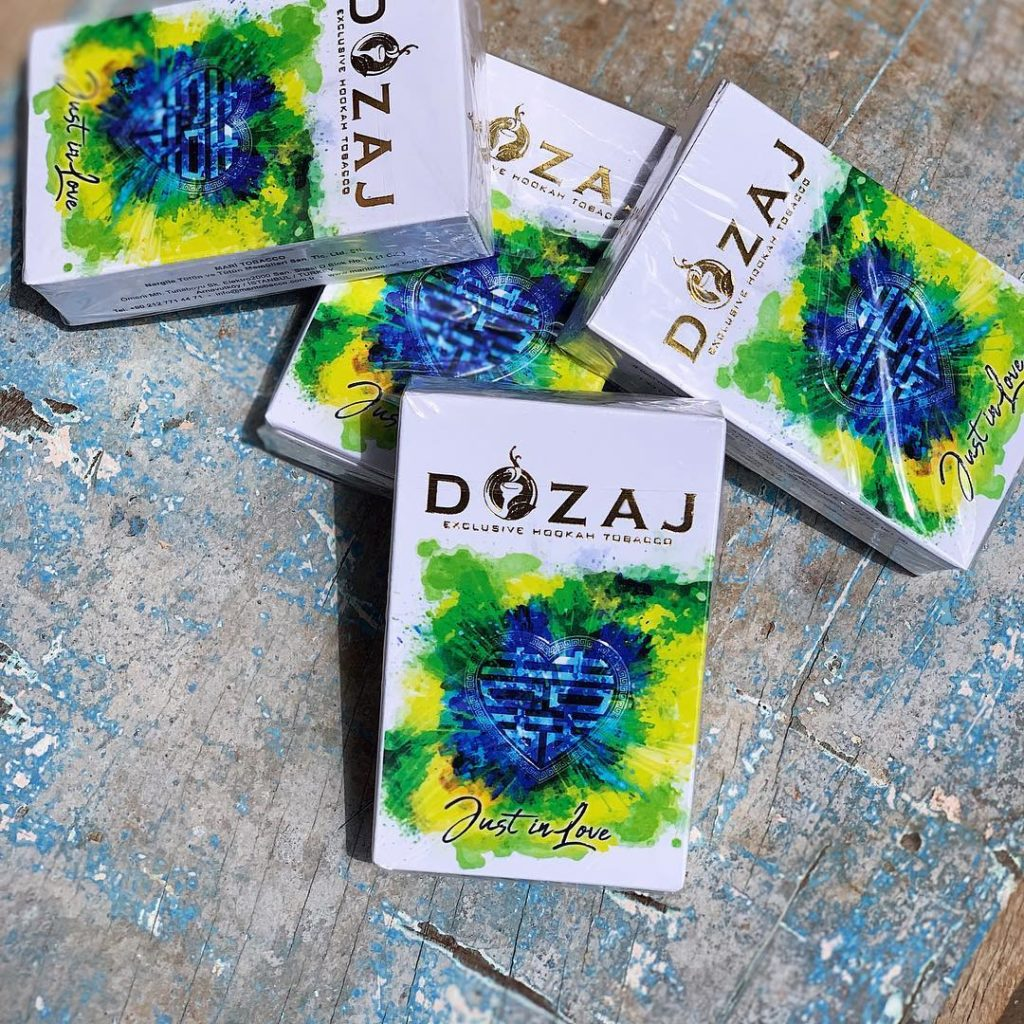 Состав табака Dozaj