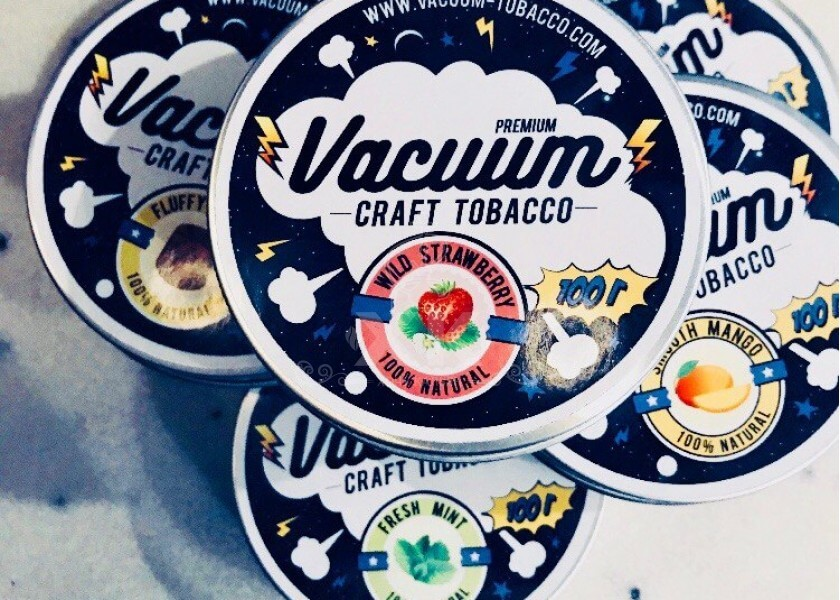 Забивка табака Vacuum