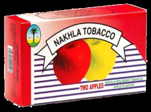 Двойное яблоко