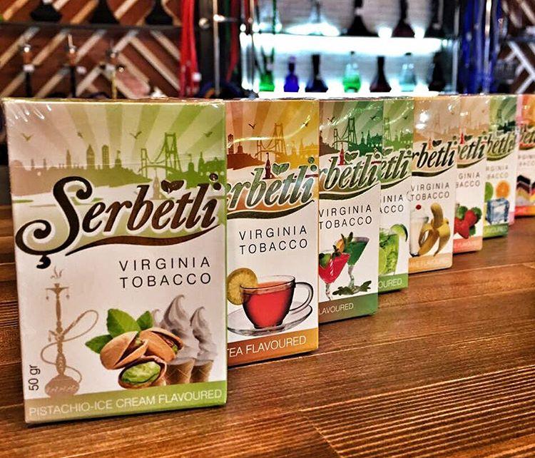 Табак Serbetli