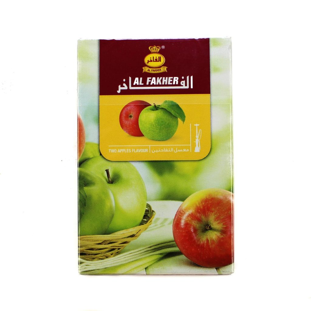 Alfakher Two Apples