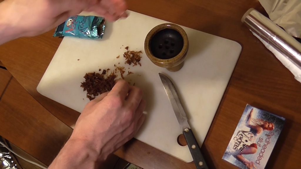 Как правильно забивать кальян