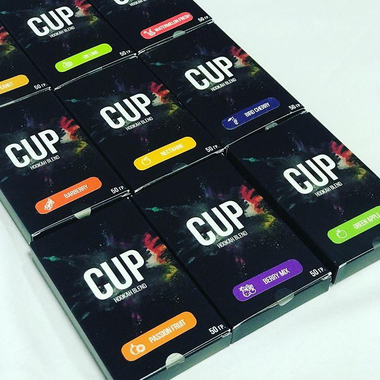 CUP Hookah Blend
