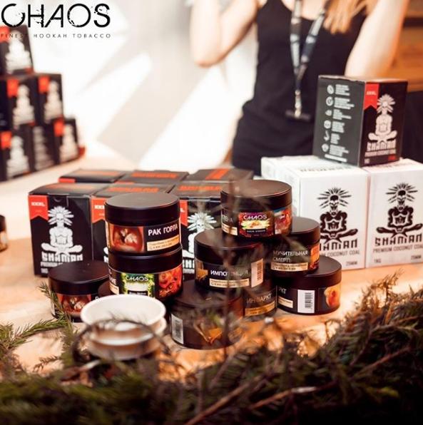 Вкусы табака  Chaos Tobacco