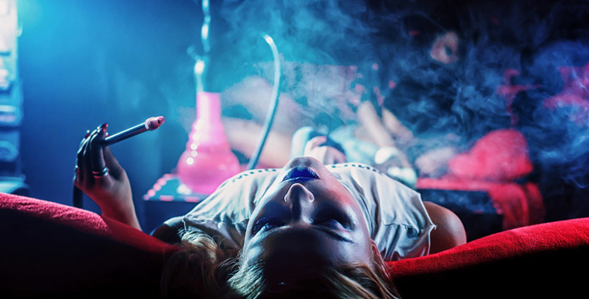 Как правильно курить кальян?