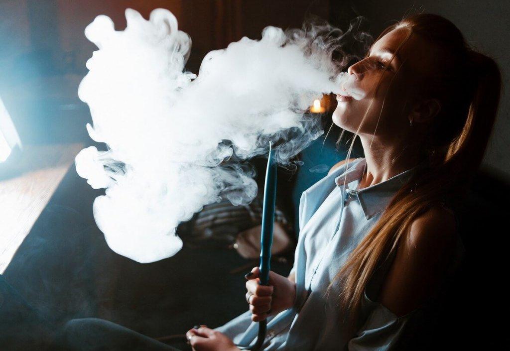 Курящие кальян