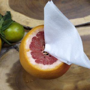 Как сделать кальян на фрукте?